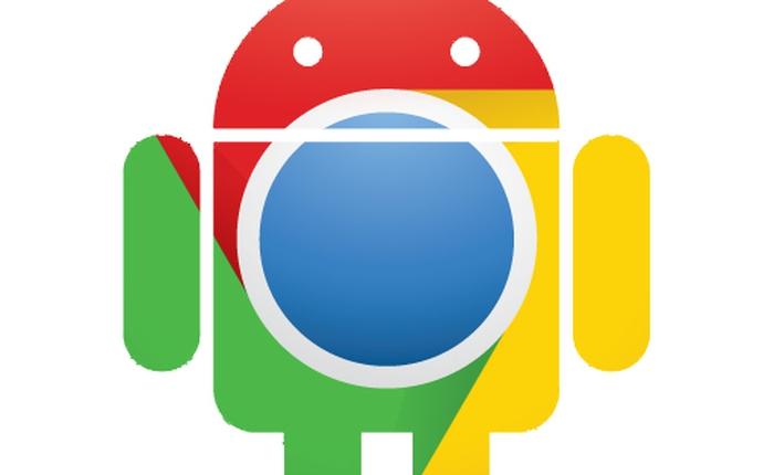 Google Chrome trên Android được cập nhật, cho phép người dùng tải nhạc, video và cả giao diện trang web