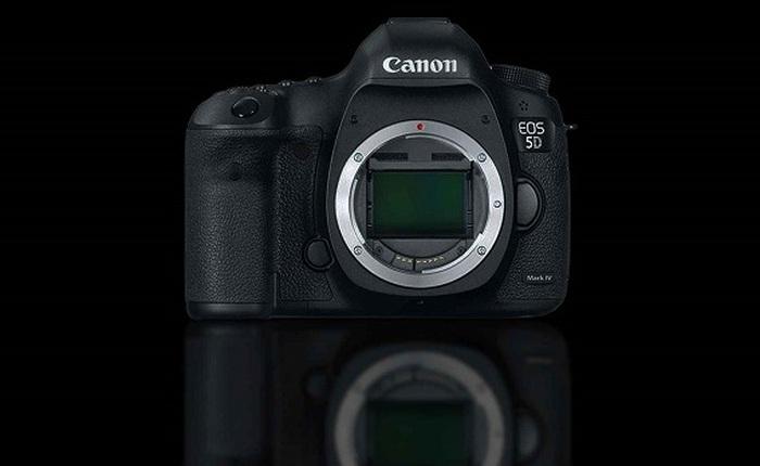 Hậu duệ của Canon 5D Mark III: quay 4K sẽ xuất hiện vào tháng 4 tới?