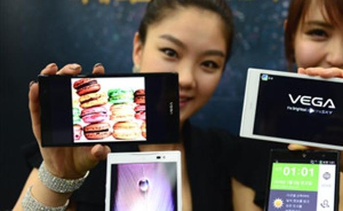 Hãng điện thoại Hàn Quốc Pantech bất ngờ tái xuất tại thị trường Việt Nam