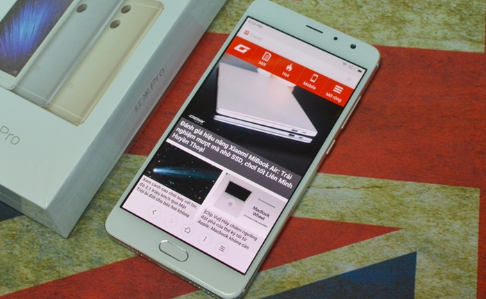 Cấu hình gần tương đương Redmi Note 3, vậy Redmi Pro đắt hơn ở chỗ nào?