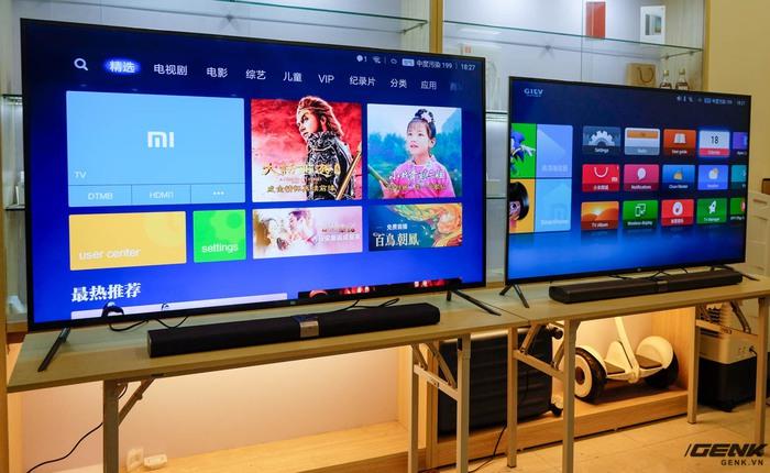 TV thông minh Xiaomi Mi 3s vừa có mặt tại Việt Nam, 65-inch 4K, tích hợp AI, giá chỉ 23 triệu đồng