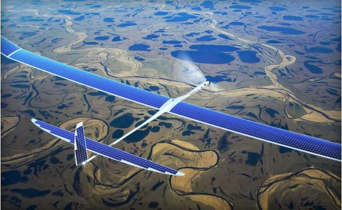 Google thử nghiệm drone phát 5G, tốc độ nhanh hơn 4G 40 lần