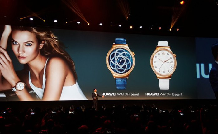 Huawei trình làng bộ đôi smartwatch Elegant và Jewel đầy vẻ nữ tính, hợp để tặng bạn gái