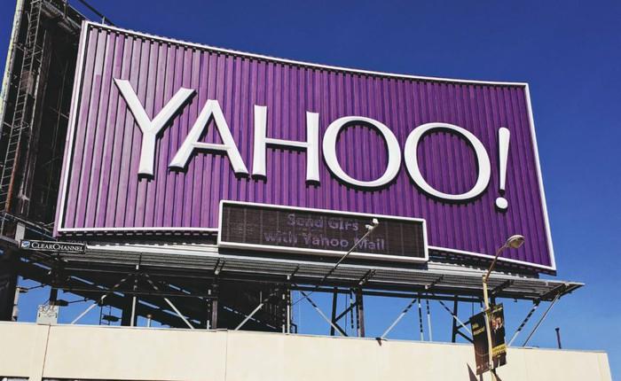 Yahoo lập kỷ lục mới về dữ liệu bị ăn trộm: 1 tỷ tài khoản bị hack