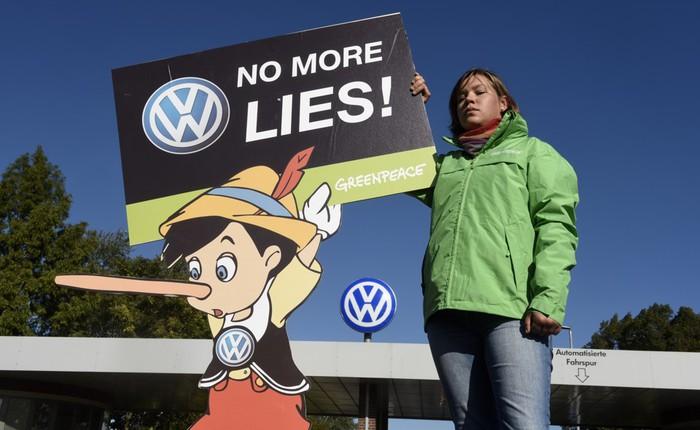 Lộ diện file Powerpoint hướng dẫn nhân viên cách gian lận khí thải của Volkswagen