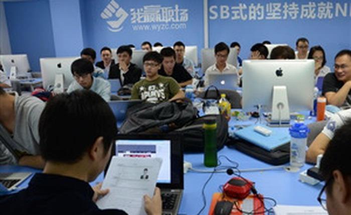 Bên trong lò luyện lập trình viên tại Trung Quốc