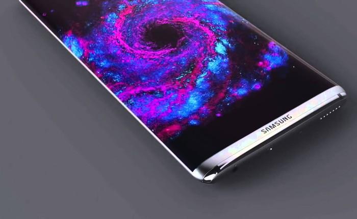 Samsung Galaxy S8 sẽ sử dụng vi xử lí 10nm Exynos 8895, với chip đồ họa mạnh nhất thế giới
