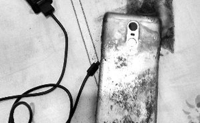 Xiaomi bị cáo buộc dùng tiền che giấu vụ việc Redmi Note 3 phát nổ