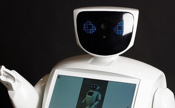 Robot từng 2 lần trốn khỏi phòng thí nghiệm lại vướng vào lao lý khi bị cảnh sát Nga...bắt giữ