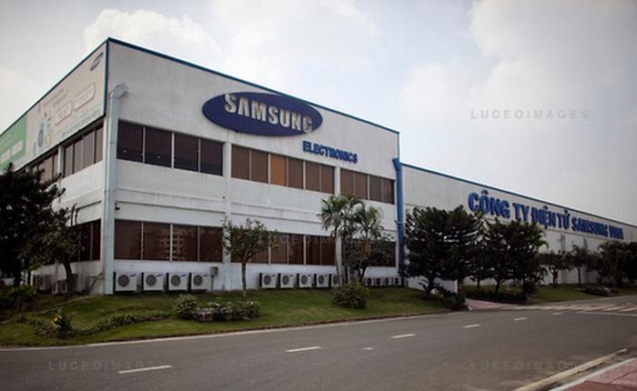 Thủ tướng đã chấp thuận dự án 300 triệu USD của Samsung tại Hà Nội