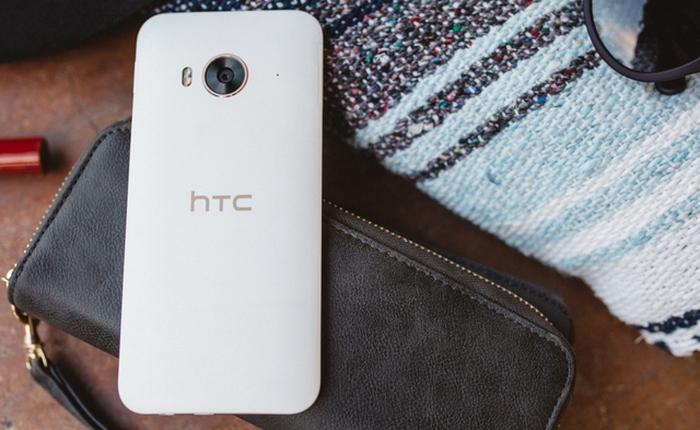 HTC đem về Việt Nam smartphone màn 2K, Helio X10, cảm biến vân tay, giá 9 triệu