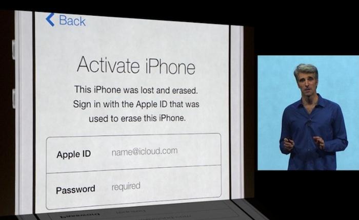 Đây là lí do chính đáng nhất về việc Apple gỡ bỏ website iCloud Activation Lock