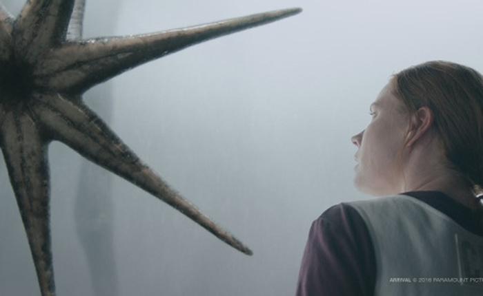 """""""Tôi là một nhà khoa học, và 'Arrival' là bộ phim khoa học hay nhất mọi thời đại!"""""""