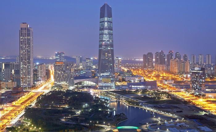 Hàn Quốc đang xây dựng thành phố 35 tỷ USD nơi người dân không còn cần lái xe nữa