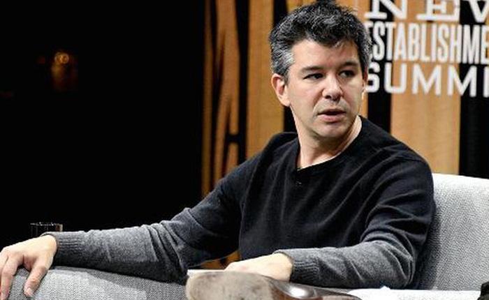 'Trò chơi vương quyền' ở đế chế 70 tỷ USD Uber