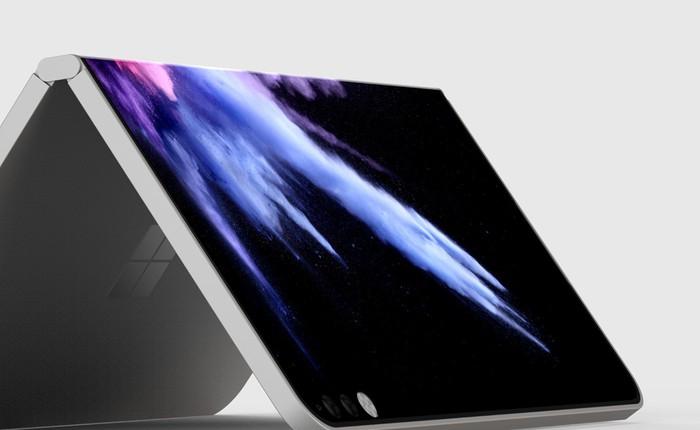 Đây chính là Surface Phone chạy Windows 10 ARM? Có cả tính năng hiển thị hình ảnh holographic