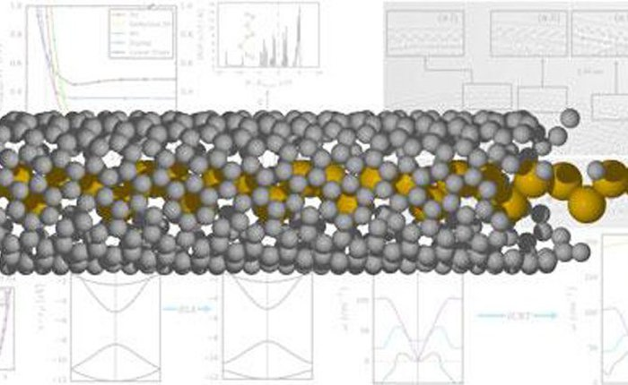 Chế tạo thành công loại dây dẫn nano có độ dày chỉ bằng một nguyên tử