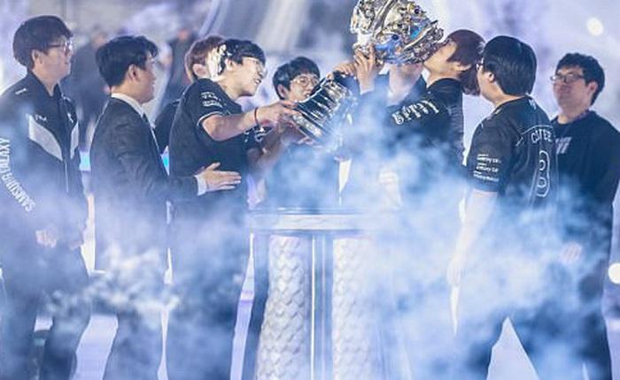 League of Legends Worlds 2017: Đội Samsung Galaxy trở thành tân vương mới, chính thức soán ngôi SK Telecom T1