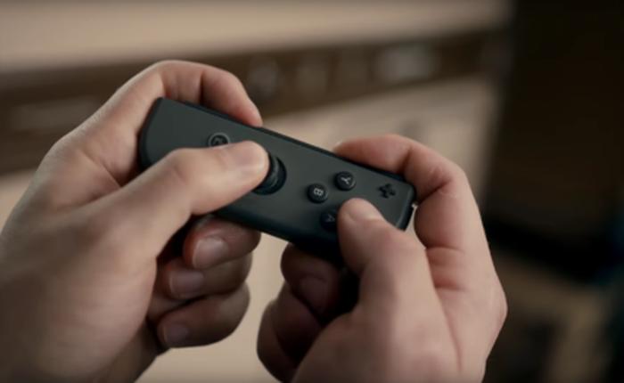 """Tin vui: Tay cầm """"dị"""" của Nintendo Switch hoạt động tốt trên Windows, Mac và Android"""