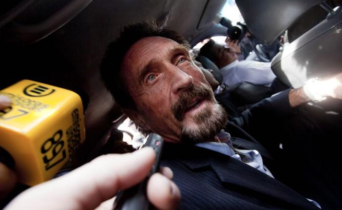 """Johny Depp sẽ vào vai """"trùm diệt virus"""" John McAfee trong bộ phim sắp tới"""