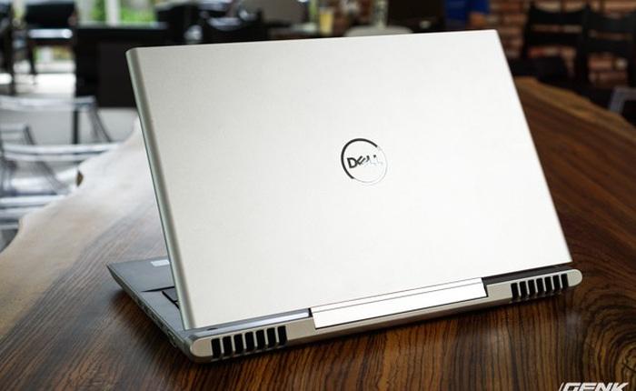Cận cảnh Dell Vostro 7570: mẫu laptop văn phòng lai gaming đầu tiên của hãng, thiết kế hầm hố và chắc chắn nhưng không phù hợp cho những ai thường xuyên di chuyển