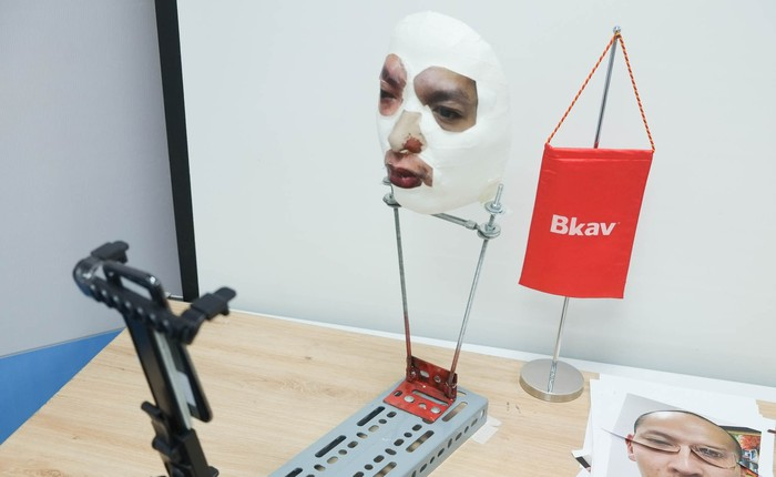 Vẫn còn quá nhiều nghi vấn về phương pháp qua mặt Face ID của BKAV