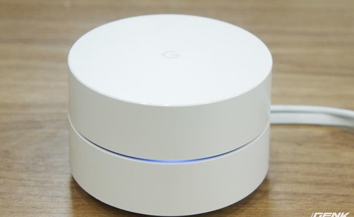 Đây là lý do tại sao Google Wifi vượt trội router truyền thống và bạn nên mua ngay cho mình một bộ