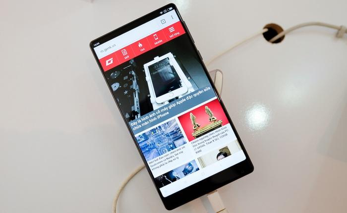 Trên tay 3 dòng smartphone Xiaomi giới thiệu chính thức đến thị trường Việt Nam