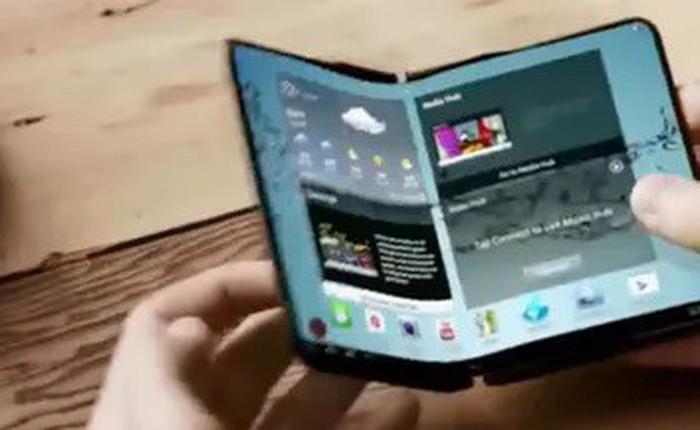 Galaxy X: chiếc điện thoại phát triển trong 5 năm của Samsung sắp thành hình?