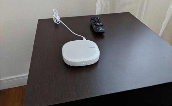 Samsung trình làng bộ định tuyến Connect Home với trung tâm điều khiển dành cho các ngôi nhà thông minh