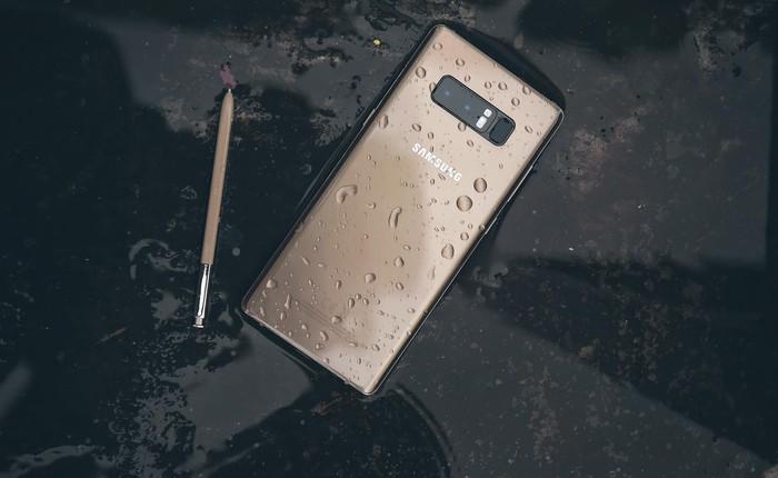Galaxy Note8 là chiếc smartphone hoàn hảo mà Android fan đã chờ đợi từ quá lâu