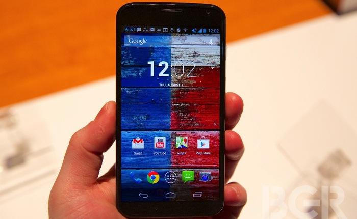 """""""Huyền thoại"""" của Motorola tái xuất với cái tên Moto X 2017?"""