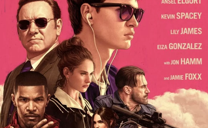 [Đánh giá phim] Baby Driver: Hài hước, độc đáo, kịch tính và tràn đầy âm nhạc, là bộ phim không thể không xem của năm 2017