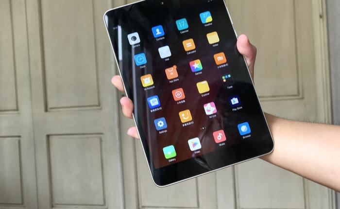 Mi Pad 3 là một chiếc tablet với phần cứng tốt, nhưng phần mềm lại là thứ khiến nó chưa thật sự đáng mua ở thời điểm hiện tại