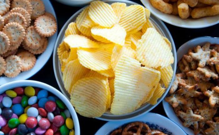 Đường hoa quả lành mạnh trong tự nhiên, nhưng cực kì hại trong thực phẩm chế biến