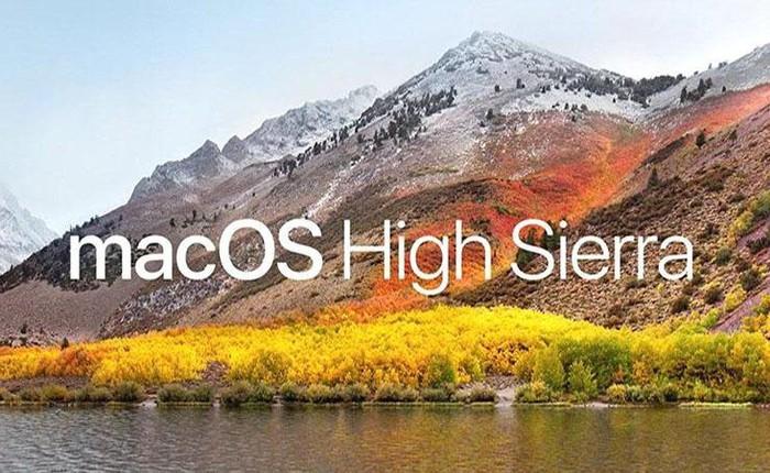 CẢNH BÁO: Ai cũng có thể hack được hệ điều hành High Sierra mà không cần mật khẩu lẫn tài khoản admin, gõ chữ root là xong