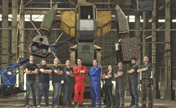 Mỹ chiến thắng Nhật Bản trong đại chiến Robot khổng lồ