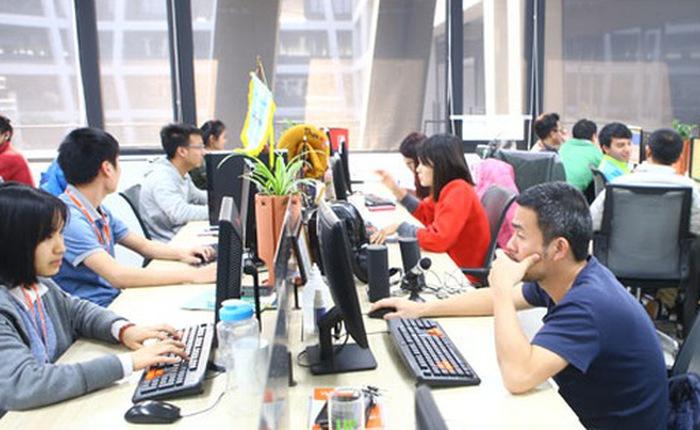 Thu nhập bình quân của lao động ngành phần mềm Việt là gần 154 triệu đồng/người/năm
