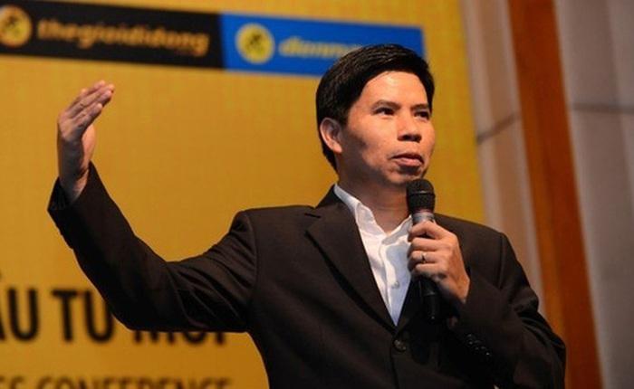 """Chủ tịch Thế giới Di động Nguyễn Đức Tài: Chừng nào tôi còn ở vị trí này, sẽ không có có chiêu trò """"cò cưa"""" mua bán sức lao động với giá rẻ mạt"""