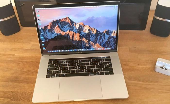 Apple bắt đầu bán MacBook Pro 2016 tân trang, không có thanh cảm ứng TouchBar