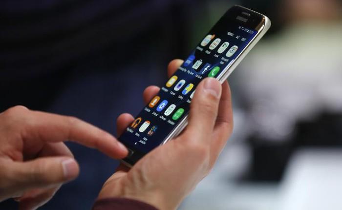 Galaxy S8 sẽ có nút Home cảm biến áp lực gần giống 3D Touch của iPhone 6s