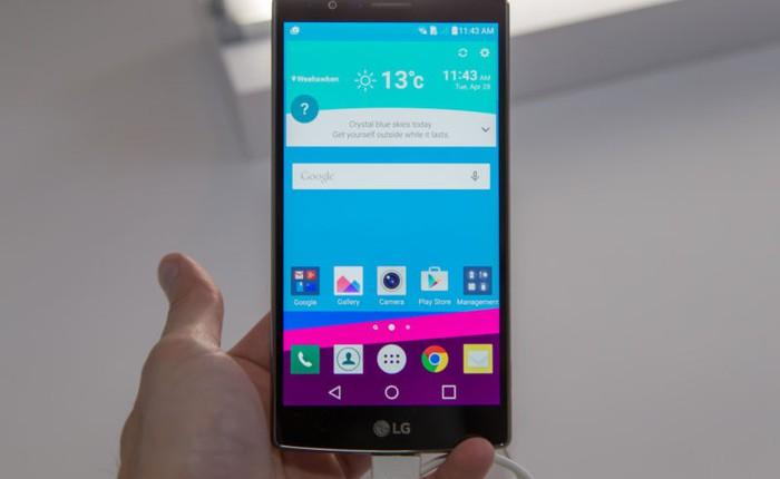 LG bị kiện vì lỗi bootloop của G4 và V10