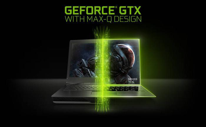 """[Computex 2017] Nvidia cho biết họ có thể """"cán dẹt"""" card đồ họa rời GeForce GTX 1080, để trang bị trong Ultrabook siêu mỏng"""