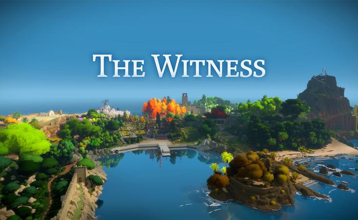 Đánh giá The Witness: game giải đố hay nhất năm 2016 đã chính thức có mặt trên iPhone và iPad