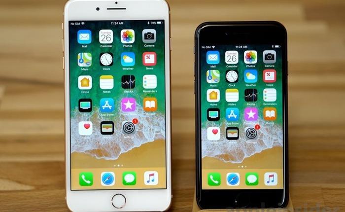 KGI: Doanh số mở bán iPhone 8/8 Plus thấp, nhưng nằm trong tính toán và không có gì đáng lo