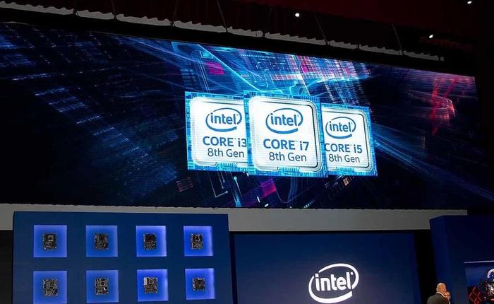 Chuyên gia công nghệ thế giới cũng phải bất ngờ trước tốc độ quá nhanh của CPU Intel Coffee Lake