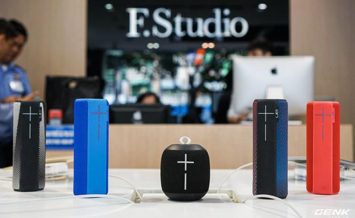 Dòng loa di động Ultimate Ears trẻ trung chính thức bán ra tại F.Studio