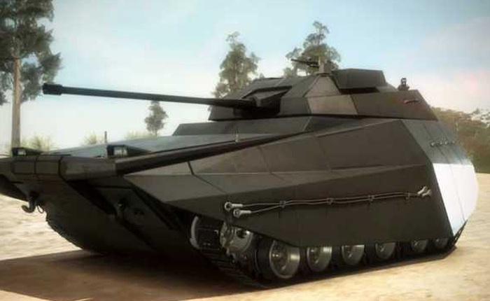 Đây là xe chiến đấu tương lai của Israel mà mọi quốc gia đều thèm muốn