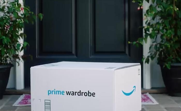 Amazon đưa ra giải pháp thông minh cho một trong những vấn đề nhức nhối nhất khi mua quần áo online