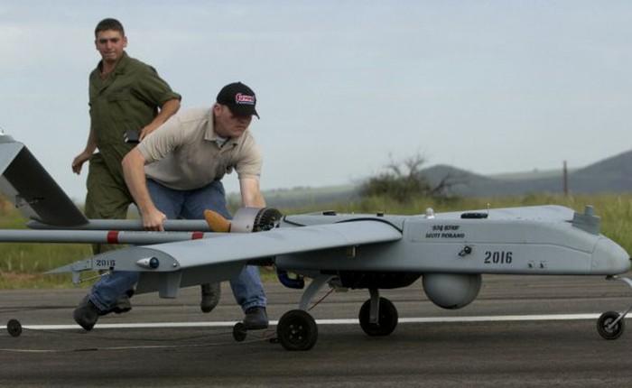 """Drone trị giá 1,5 triệu USD của quân đội Mỹ đi lạc, cứ tưởng là mất, hóa ra chỉ là đi chơi """"hơi xa quá"""""""